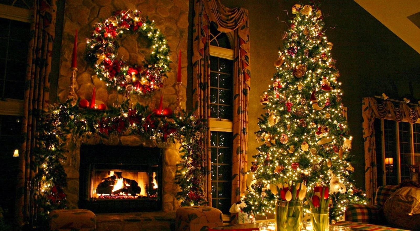 although many individuals choose to use christmas lights for their christmas tree as stated above there are other uses for them as well - Decorating With Colored Christmas Lights