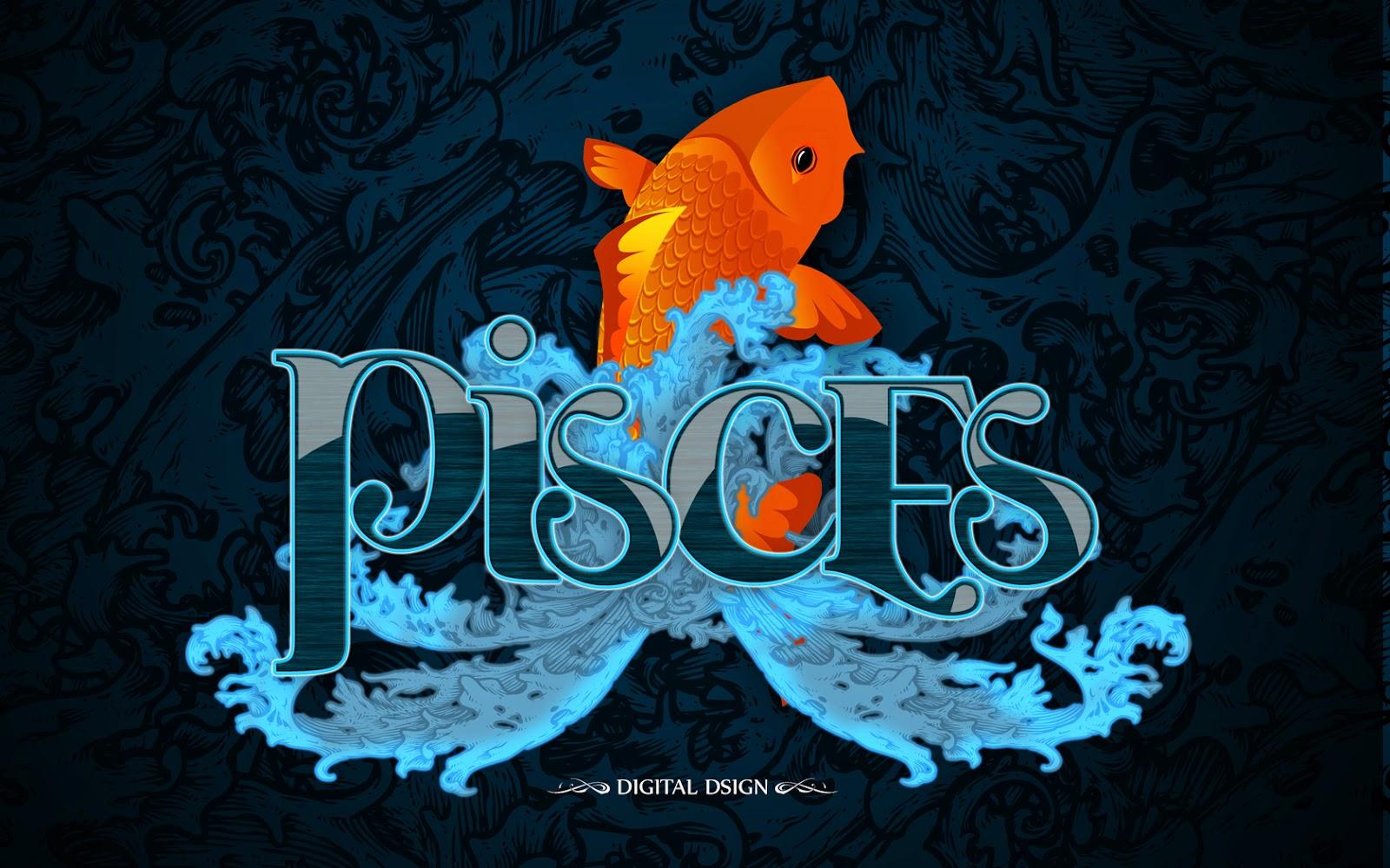 Wallpaper Gratis signo Piscis 05