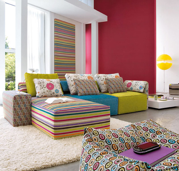 Interior Design Living Room Color