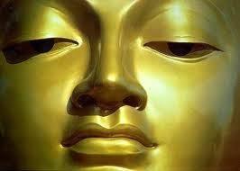 La Serena mirada del Buda