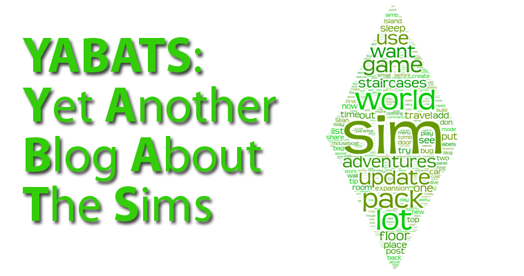 YABATS - Yet Another Blog About The Sims