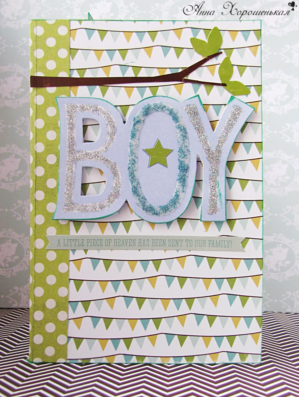 Оригинальный подарок малышу на 1 годик