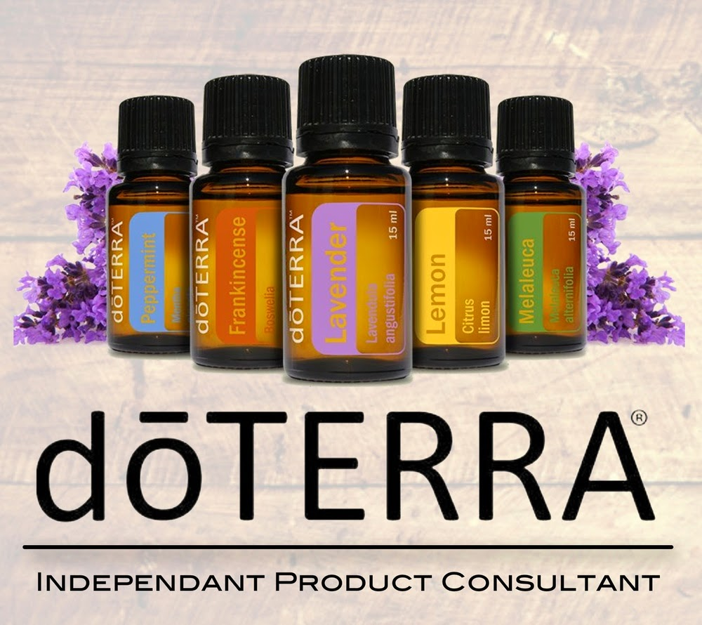 Buy Your doTerra Essential Oils Today!