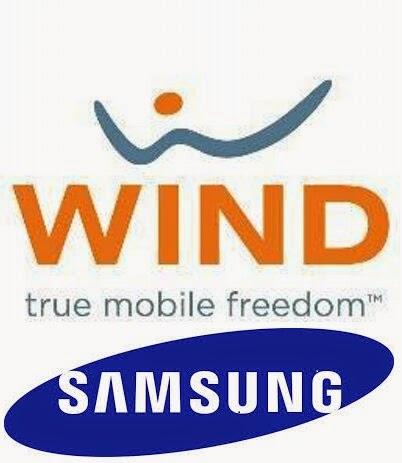Comprare Smartphone Samsung con Wind
