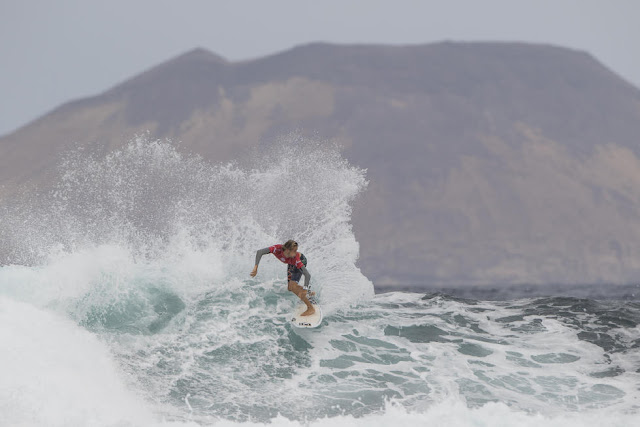 32 Nelson Cloarec FRA Lanzarote Teguise 2015 Franito Pro Junior Foto_WSL Gines Diaz