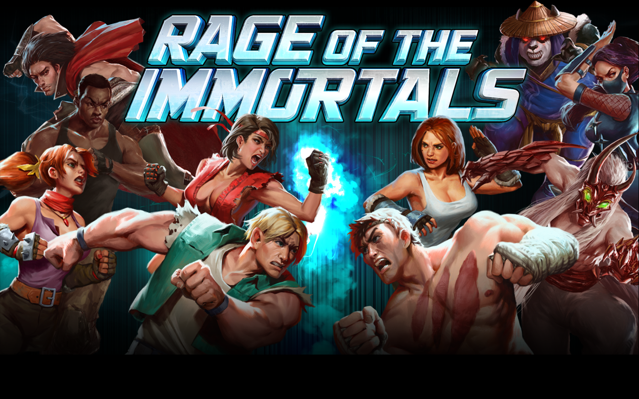 Rage Of The İmmortals v1.5.12271 Full Apk İndir