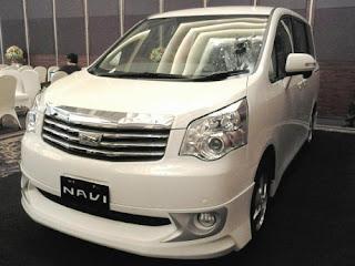 Toyota NAV1 merupakan MPV yang secara khusus didesain sebagai kombinasi sempurna dari prestisius dan kenyamanan bagi keluarga modern