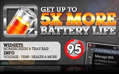 Battery Save Booster - Battery Saver