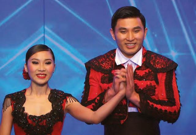 Asia's Got Talent Gao Lin and Liu Xin