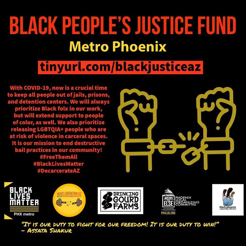 BLACK PEOPLE's JUSTICE FUND