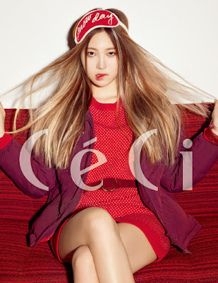 Yura Girl's Day CeCi December 2015