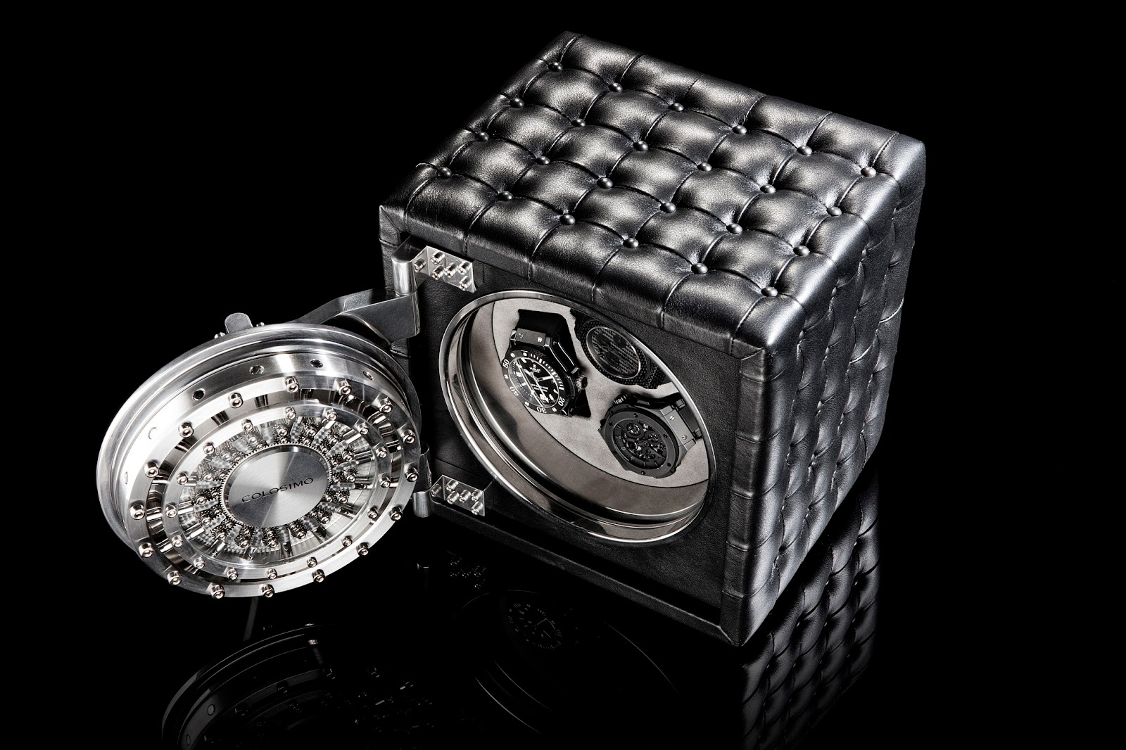 The Most Luxurious Safes in the World Do CC 88ttling   Colosimo Mies   Spike 3