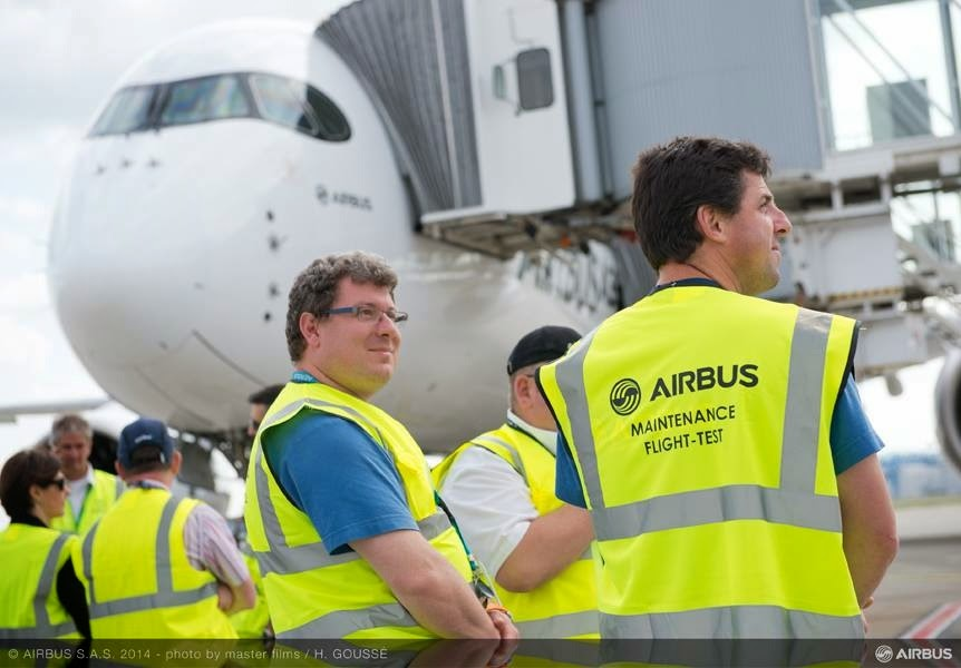 personnel airbus toulouse