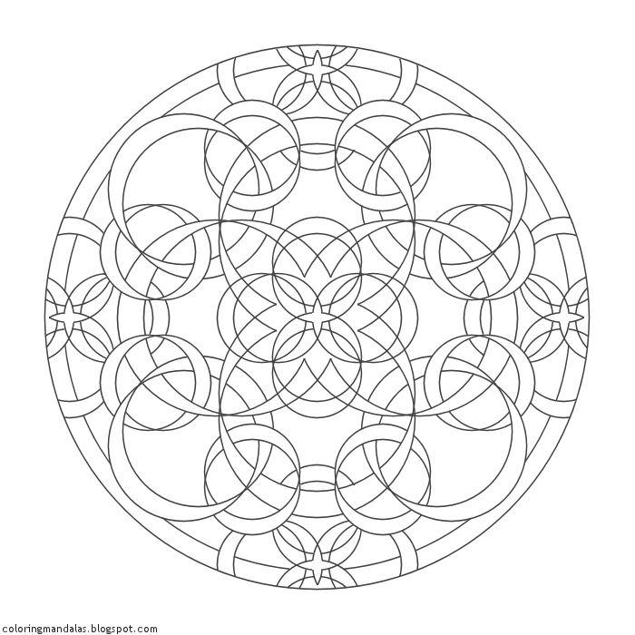 Coloring Mandalas 38 Mind Soothe