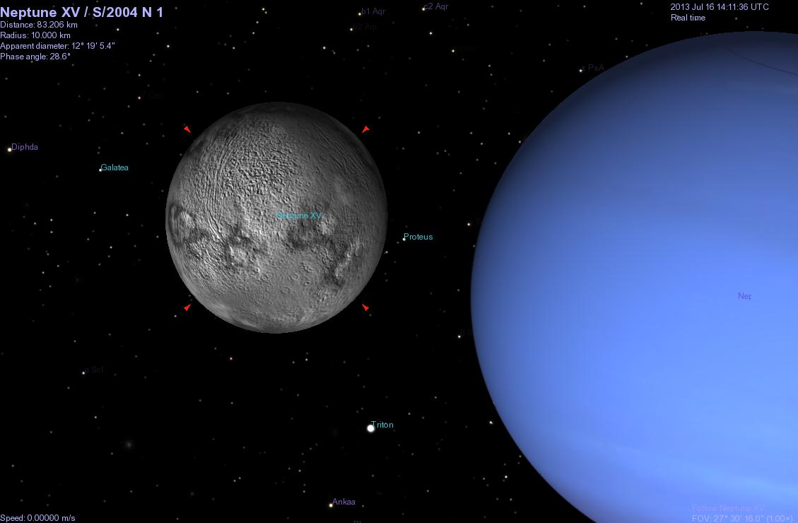 The Moons of Neptune - ThingLink