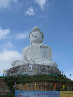 Thailand - Big Buddha – Chalong