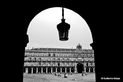 Plaza Mayor (Salamanca, España), by Guillermo Aldaya / AldayaPhoto