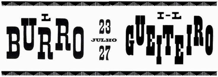 L BURRO I L GUEITEIRO - Festival Itinerante da Cultura Tradicional