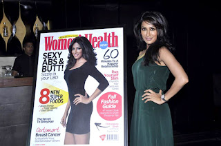 Chitrangda Singh launches Women's Health magazine's latest issue