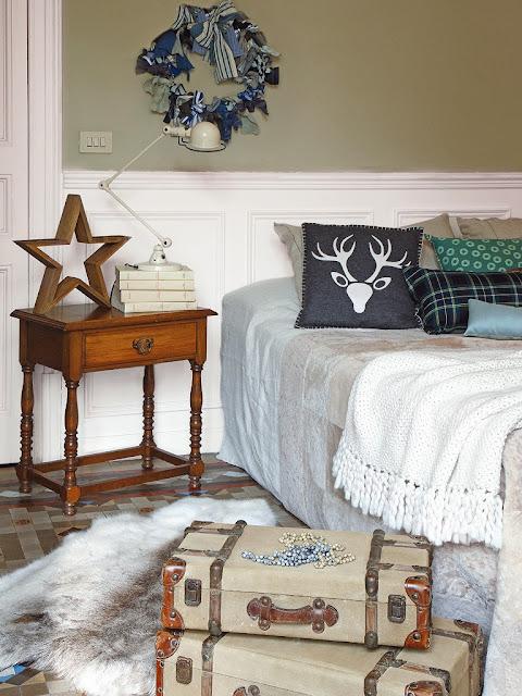 Przytulny design sypialni