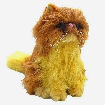 Peluche Crosshanks gato de Hermione
