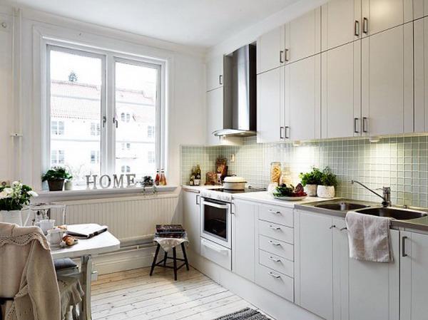 20metriquadri: piccolo appartamento shabby schic