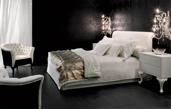 Dormitorios negros dormitorios colores y estilos for Dormitorio negro