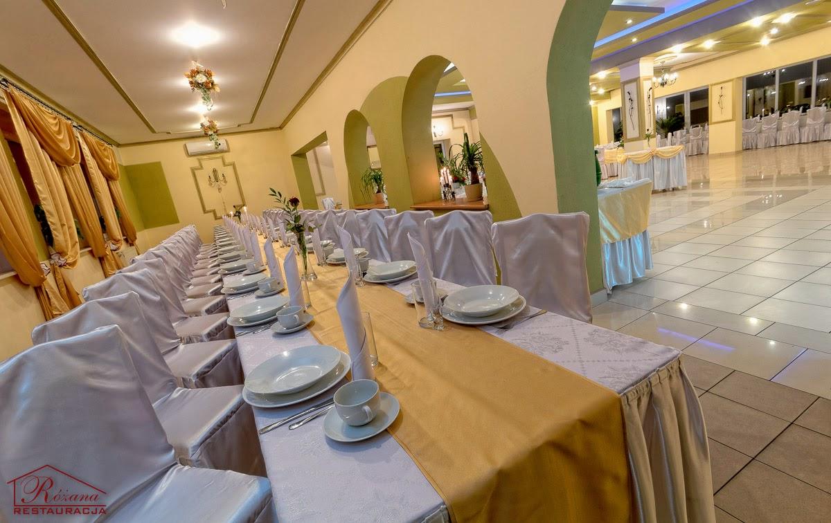 Sala Weselna Łuków U Motyla ~ Sala weselna  Hotel  Restauracja  Catering Namysłów sierpnia