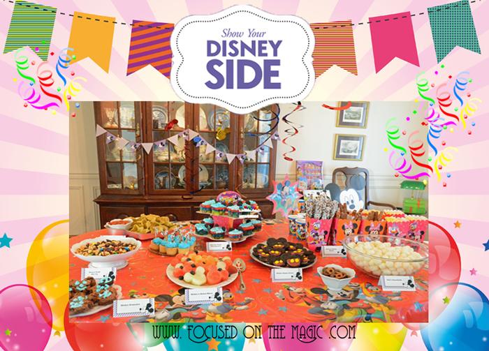 Focused on the Magic: Our #DisneySide @ Home Celebration