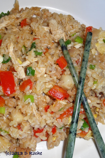 In the kitchen with Nick ...: House Special Fried Rice ...