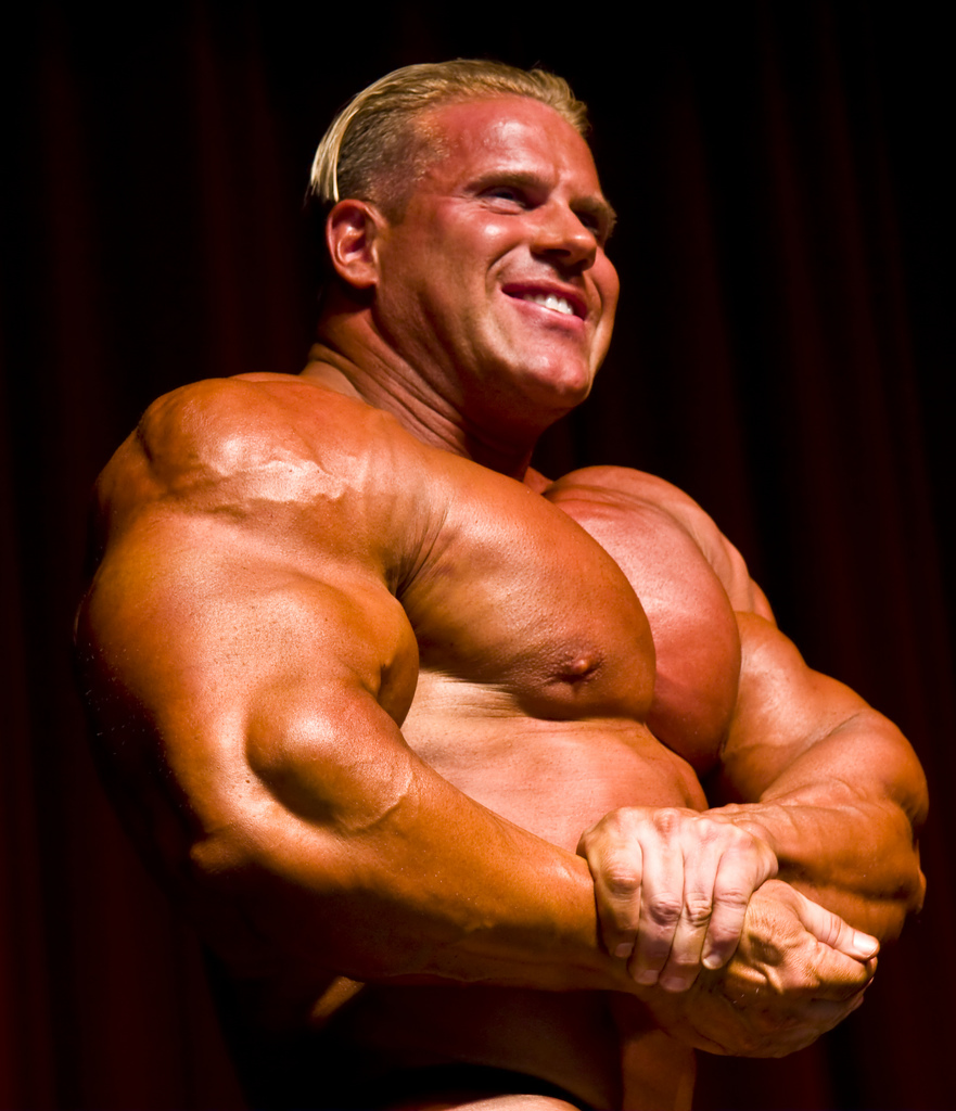 Jay Cutler Body Builder