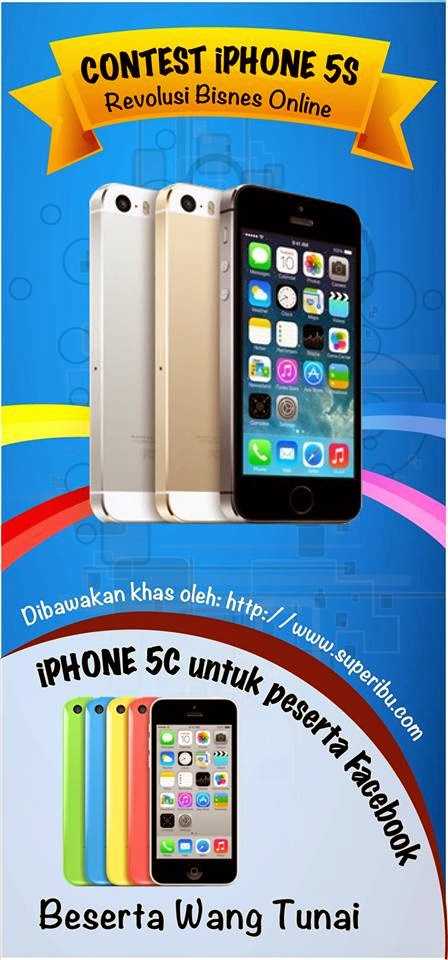 Contest iPhone 5S