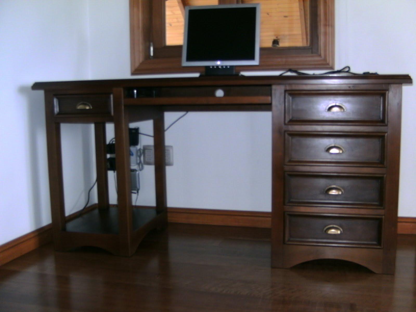 muebles serra zona de estudio