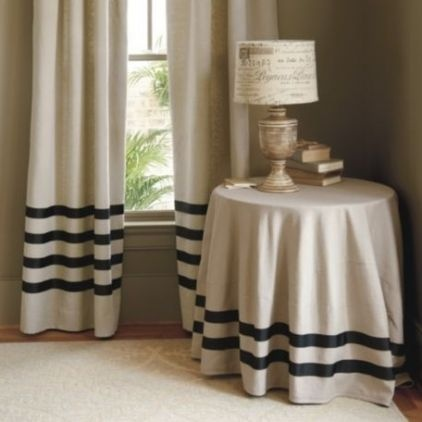 Curtains Ideas colorblock curtains : Decorating Cents: Color Block Curtains