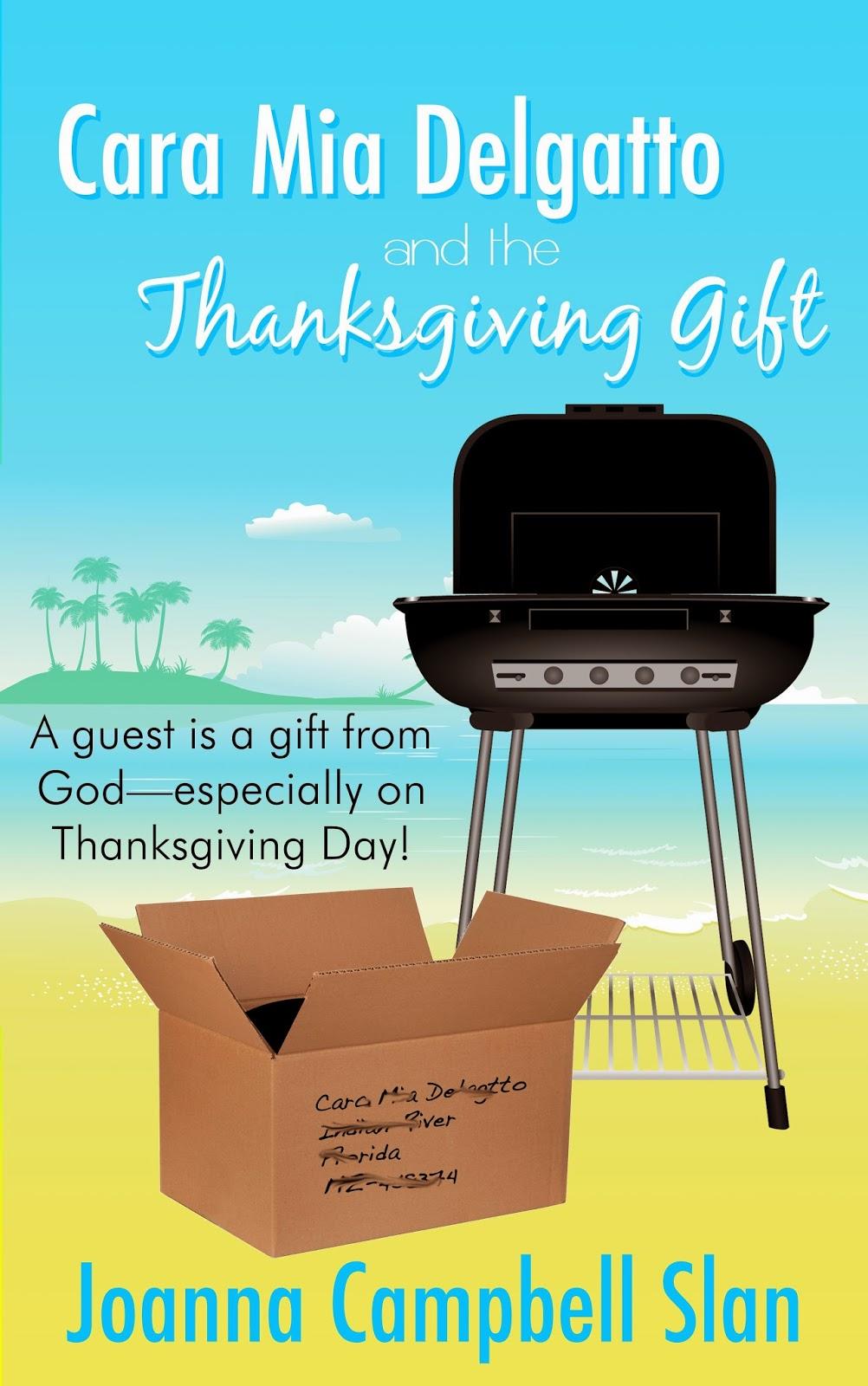 Cara Mia Delgatto and the Thanksgiving Gift