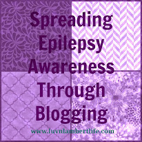 Support Epilepsy Awareness!
