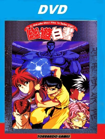 yu yu hakusho manga completo torrent