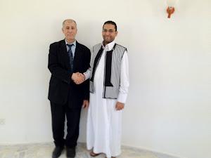 المرشح محمد نجم  عن بنغازي