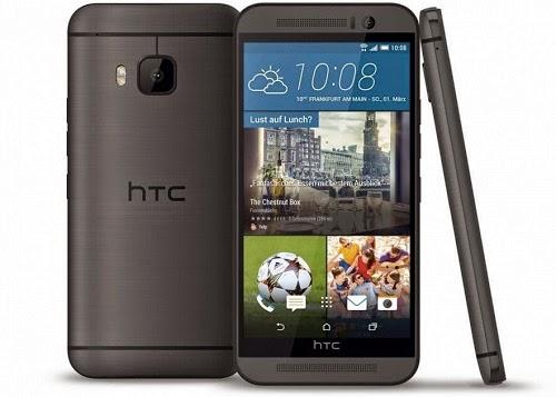 Spesifikasi HTC One M9 - Technogrezz