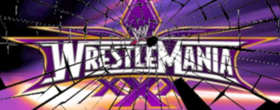 Wrestlemania Broken