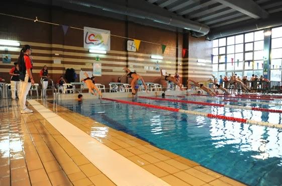 Tercera jornada de nataci n alev n en legan s dlegan s for Piscinas en leganes
