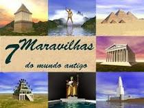 SETE MARAVILHAS DO MUNDO ANTIGO