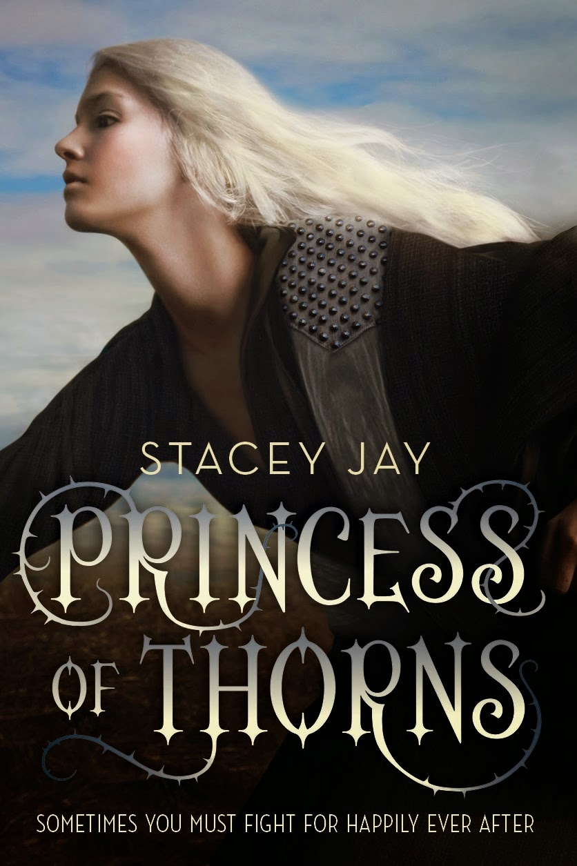 princess of thorns by stacey jay book cover