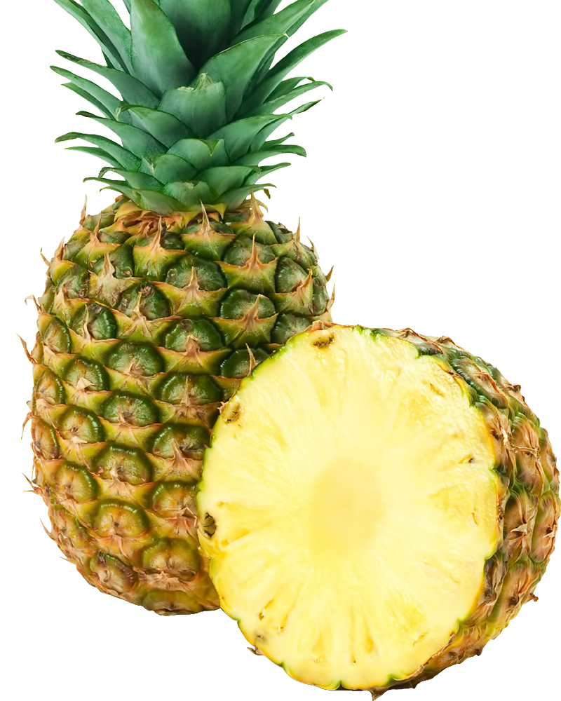 APRIL SEVEN: Health Check; Pineapple