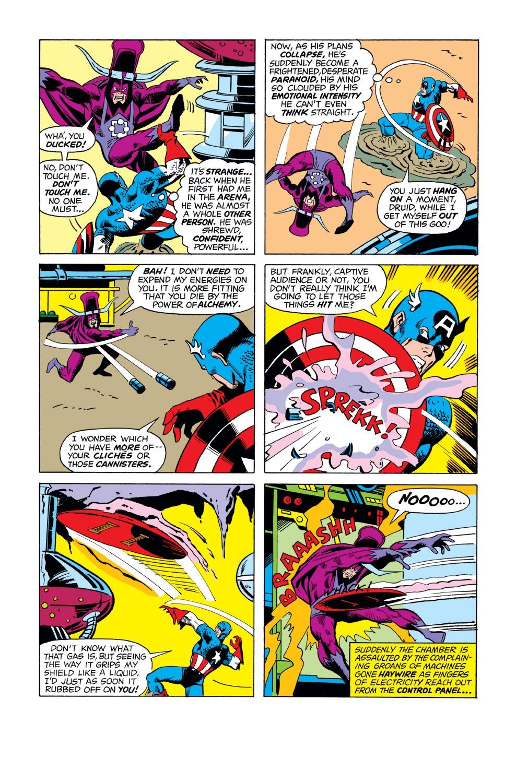 Captain America (1968) Issue #188 #102 - English 17