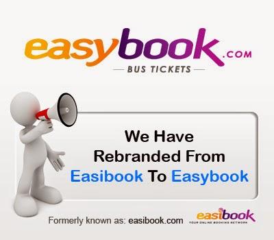 easybook.com Pesan TIket Bus Segala Jurusan Jadi Lebih Mudah