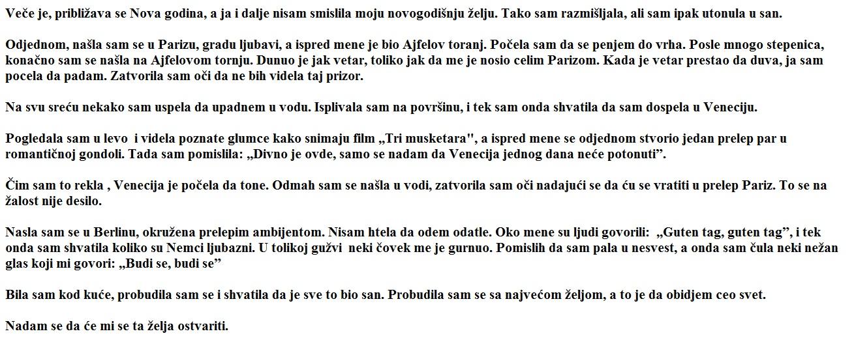 ... sastav sastavi iz srpskog jezika 58 kb jpeg sastav na temu o prolecu