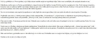 Sastav iz srpskog jezika pismeni sastav