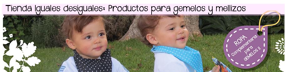 Productos para gemelos y mellizos