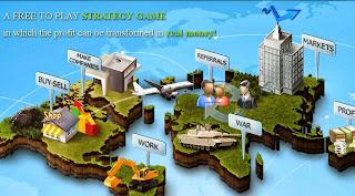http://www.marketglory.com/strategygame/joban, game yang menghasilkan uang, cara mendapatkan uang online, bisnis maen game, bisnis sampingan